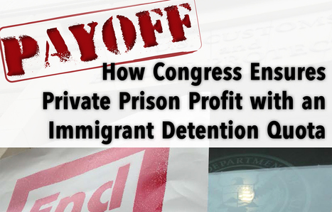 How for-Profit Prisons have Become a Big Lobby | Alternative | Criminal Justice in America | Scoop.it
