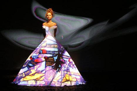 Frank Sorbier mêle Haute Couture et arts numériques   Inspiring Art Management   Scoop.it