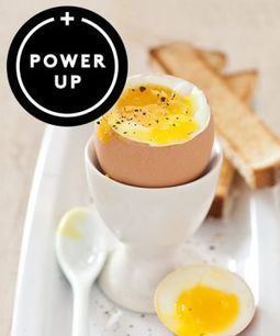 Breakfast Recipes For High-Octane Energy | Healthy Food Tips & Tricks | Scoop.it