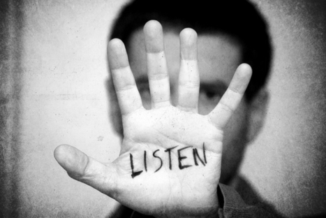 Why Most Leaders Need to Shut-up & Listen | Life @ Work | Scoop.it