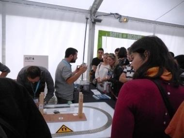 Nuit europénne des chercheurs à Toulouse - LNCMI | Actualité des laboratoires du CNRS en Midi-Pyrénées | Scoop.it