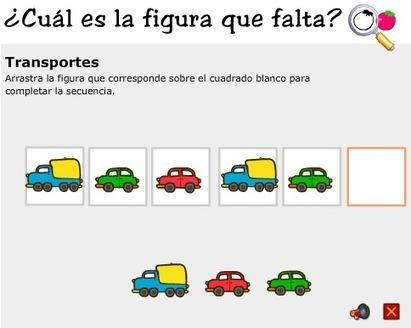 Spanish Online Games for Preschoolers from Chile Crece Contigo | basic spanish class | Scoop.it