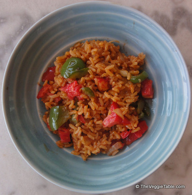 Spanish Rice | Vegetarianism | Scoop.it