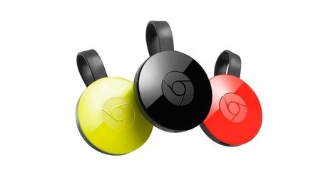 Google intègre le streaming par Chromecast dans Chrome | Autour du nuage, sauvegarde mais pas que | Scoop.it