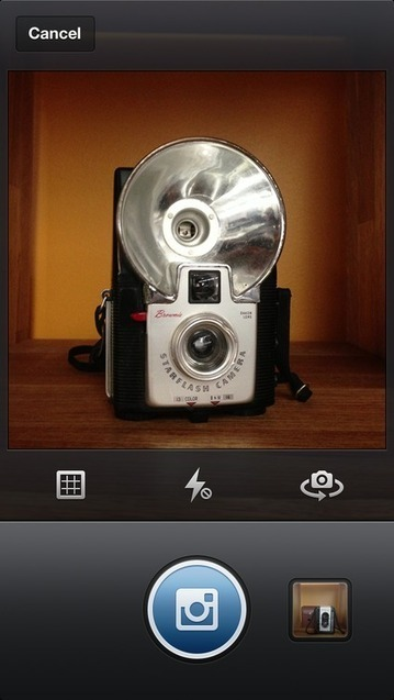 Instagram 3.2 - Improved Camera with a New Filter | Gerry Coe | Scoop.it