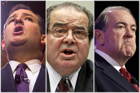 The religious have gone insane: The separation of church and state — and Scalia from his mind | THINKING PRESBYTERIAN | Scoop.it