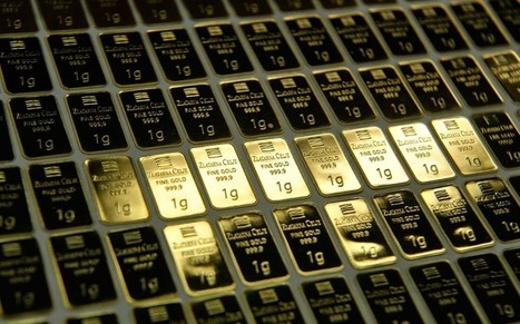 Falling gold price is an opportunity, says Randgold boss - Telegraph.co.uk | 6x0project | Scoop.it