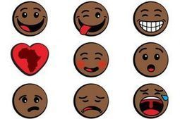 800 emoticons and 'black smiley face' ain't one | Education | Scoop.it