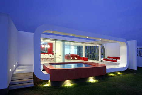 Minimalist Architecture Interior Design Modern House with Minimalist | DREAMBOW | Scoop.it