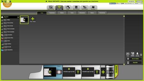 7 editores de vídeo online y gratuitos para hacer trabajos rápidos en tu navegador | EDUDIARI 2.0 DE jluisbloc | Scoop.it