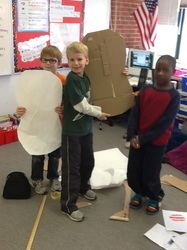 Monster Projects 2012-2013 | Classroom Projects | Scoop.it