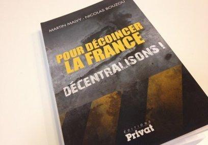 Martin Malvy publie un livre avec l'économiste Nicolas Bouzou | Toulouse La Ville Rose | Scoop.it