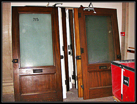 How to Bring Your Old Office Doors Back to Life | How to Bring Your Old Office Doors Back to Life | Scoop.it