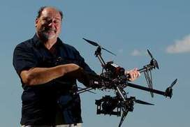 Drone will range freely over farms to keep tabs on animal welfare | Animals R Us | Scoop.it