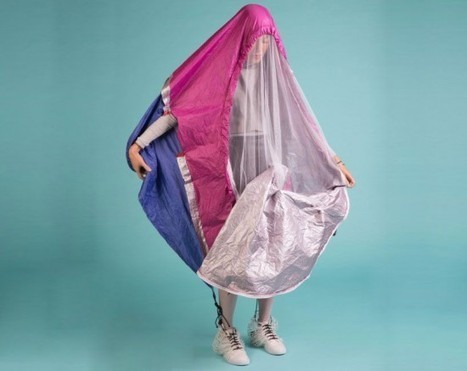 Australian Design Company Creates Tent Sneakers for Campers on the Go | Strange days indeed... | Scoop.it