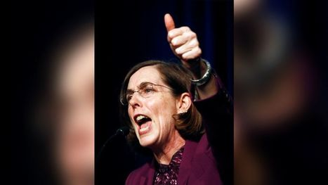 Incoming Oregon Leader Will Be 1st Openly Bisexual Governor | Gay News | Scoop.it