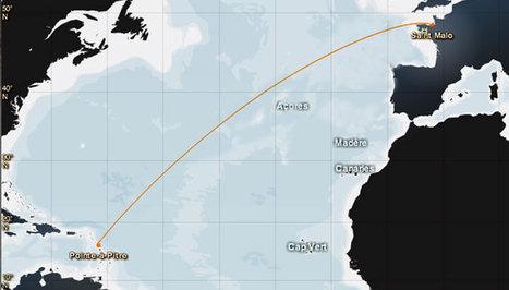 La Route du Rhum, Destination Guadeloupe - Blog Rentacar Guadeloupe | Caraibes | Scoop.it