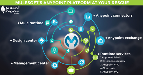 Challenges of Digital Transformation – Mulesoft's Anypoint Platform at your rescue. | SpringPeople | IT Training Workshop and Training Course in Bangalore | Scoop.it