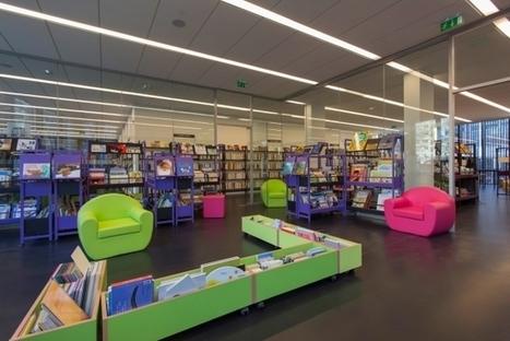 Y-a-t-il un pilote dans les bibliothèques de Paris ? | Infocom | Scoop.it