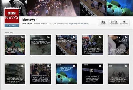 Influencia - Media - La vidéo courte anoblie par la BBC | TV 3.0 | Scoop.it