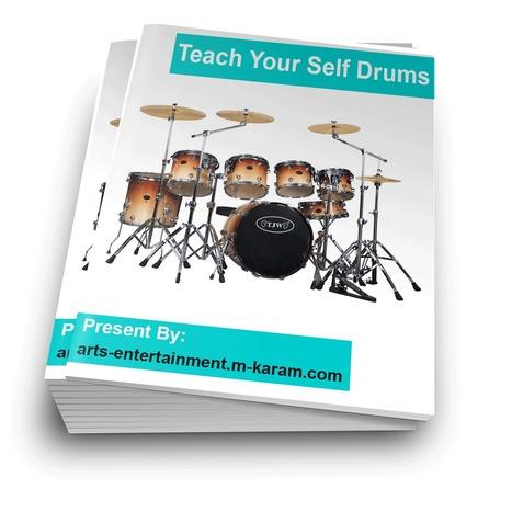 Free eBooks:Teach Your Self Drums | Art-Entertainment, Body Art,Fashion,Photography,Dance,Music,Film,TV,Humor,Radio | Arts & Entertainment | Scoop.it
