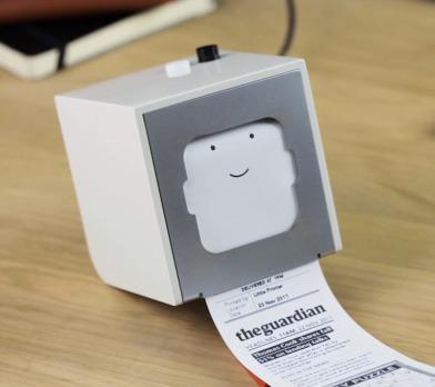 Little Printer — BigDisruptor | AJCann | Scoop.it