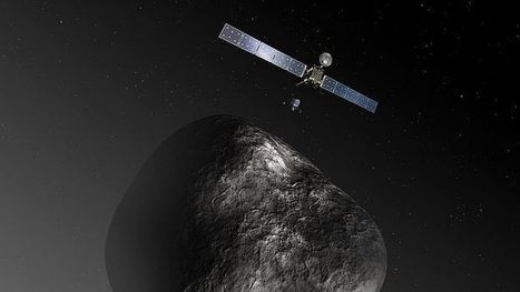 Rosetta has (almost) landed | SJC Science | Scoop.it