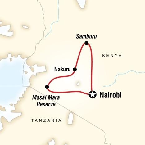 G Adventures   Kenya Camping Safari   Leisure Travel   Scoop.it