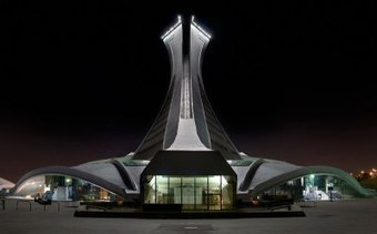 Picture of the Day: Montreal's OlympicStadium | Digital-News on Scoop.it today | Scoop.it