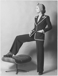 Parisian Insights: Yves Saint Laurent 1971 – The Scandal Collection | Fashion and culture | Scoop.it