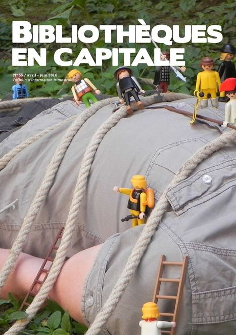 Bruxelles en Capitale | Dossier de presse | Scoop.it