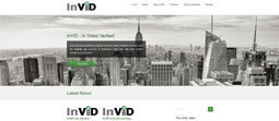 Video verification on the web: AFP partner of the InVID European project   New Journalism   Scoop.it