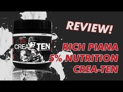 Rich Piana – 5% Nutrition Crea-Ten im Test | Health And Fitness | Scoop.it