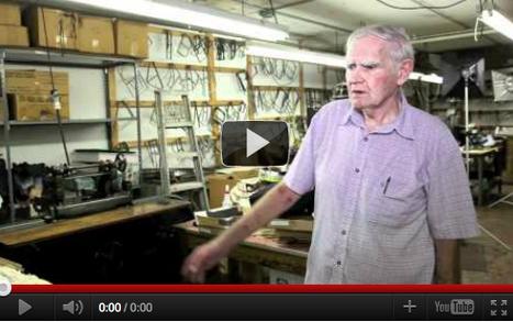 Savorii Stories: Leather Craftsman Frank O'Donnell   Savorii Stew   Scoop.it