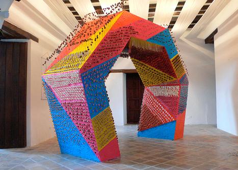 Dorothee Selz: Popaya | Art Installations, Sculpture, Contemporary Art | Scoop.it