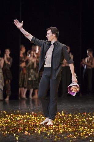 Nicolas Le Riche : les adieux d'un saltimbanque « Danse « ResMusica   Terpsicore. Danza.   Scoop.it