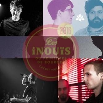 INOUIS DU PRINTEMPS DE BOURGES @ Brainans - Le Moloco - 23 janvier | INFOS CULTURELLES | Scoop.it