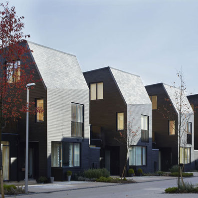 South Chase housing by Alison Brooks Architects | Architecture and Architectural Jobs | Scoop.it