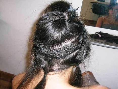 How to Wash Hair with Hair Extensions   Beauty Tips for Girls   Scoop.it
