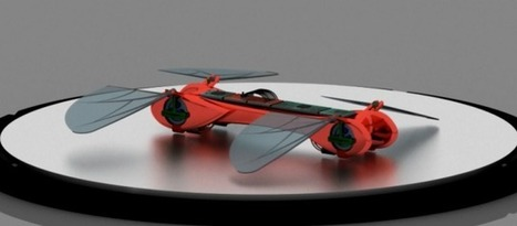 Faveoly Crowdfunding Project of the Day: Robot Dragonfly (by @TechJect) | Social Mercor | Scoop.it