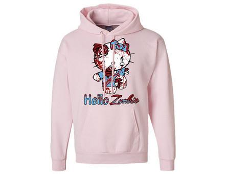 Zombie Hello Kitty Tee! | Nerdy Stuff | Scoop.it