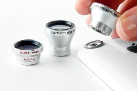 » 2X Telephoto Camera-Phone Lens Is Ready for Its Closeup   Everything Photographic   Scoop.it