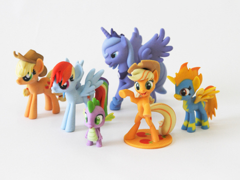 Hasbro Lets Consumers Design their Own Toys Through 3D Printing - Variety | art | Scoop.it