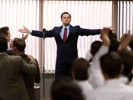 The Wolf of Wall Street doesn't do much for the image of bankers. But there's ... - The Independent   Corporate Social Responsibility and Ethics   Scoop.it
