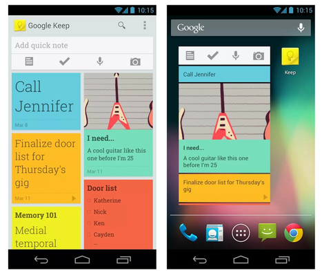7 great Android apps for notes and tasks | Educational Technology - Yeshiva Edition | Scoop.it