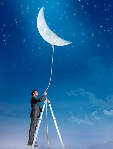 DON'T SHOOT FOR THE MOON | The Key To Successful Leadership | Scoop.it
