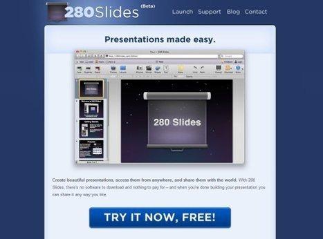 10 Best Online Presentation Tools | Office Technology | Scoop.it