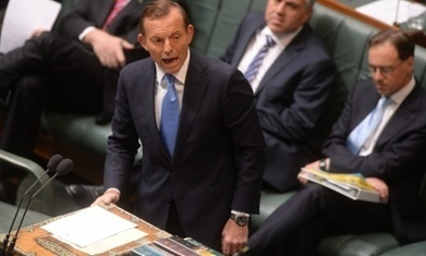 Tony Abbott begins dismantling carbon tax: 'our bill to reduce your bills' | Sustain Our Earth | Scoop.it