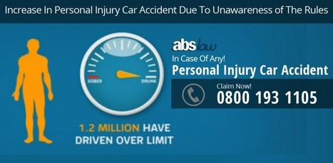 Increase In Personal Injury Car Accident Due To Unawareness of The Rules | My Website / Blog | Law News and Law Firm Marketing | Scoop.it
