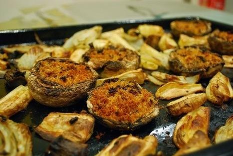 Recette de champignons persillés au grill (barbecue, plancha, four) | Recettes de cuisine maison | Scoop.it